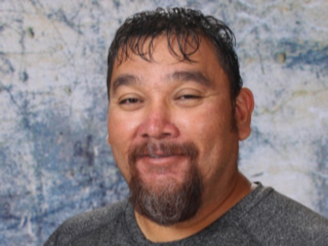 staff photo of Richard  Rojas