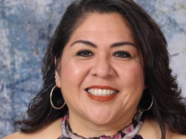 staff photo of MonaLisa Gonzales