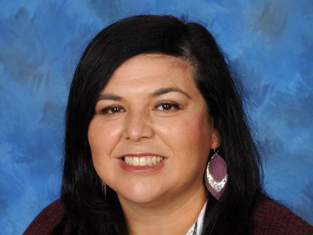 staff photo of Angela Lopez-Gonzales