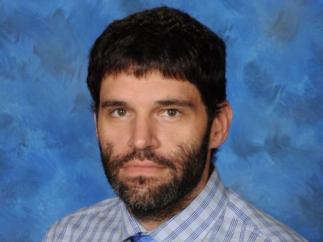staff photo of Jared  Kaminski