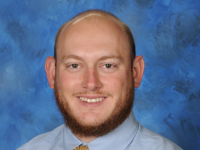 staff photo of Tyler Gessner