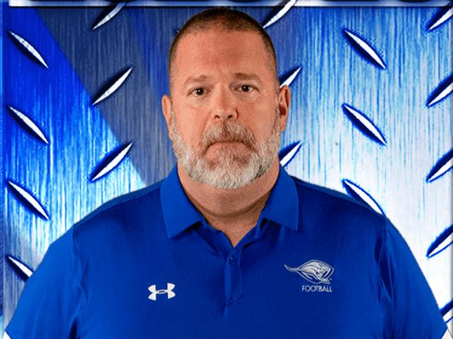 staff photo of Brian Blasingame