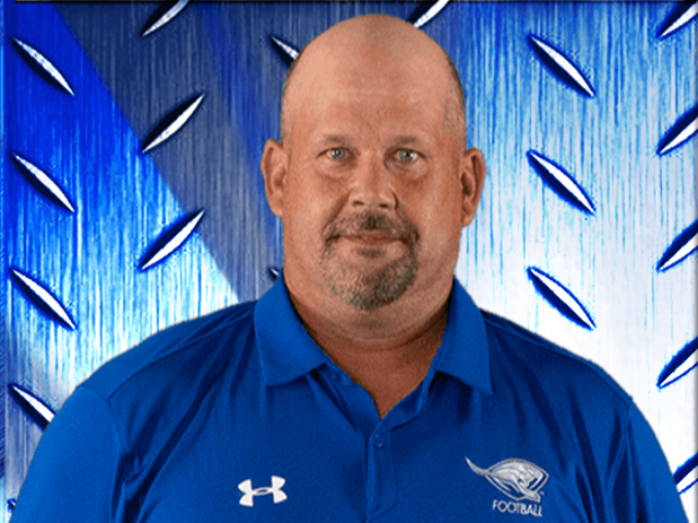staff photo of Larry Wright