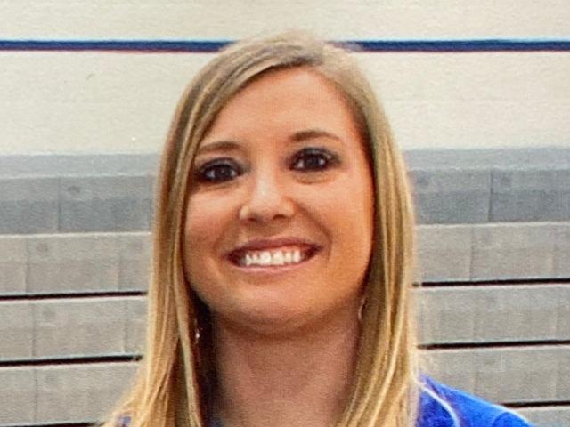 staff photo of Alli Hill