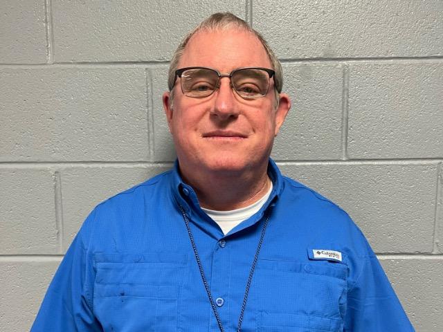 staff photo of Jeff Guice