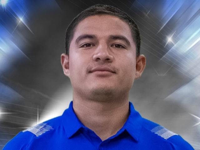 staff photo of Steven Rivera