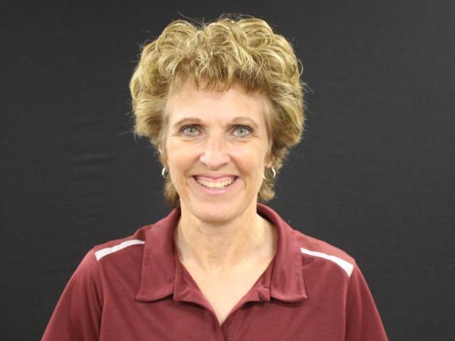 staff photo of Kay Bachert