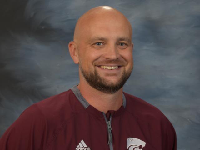 staff photo of Luke Yarbrough