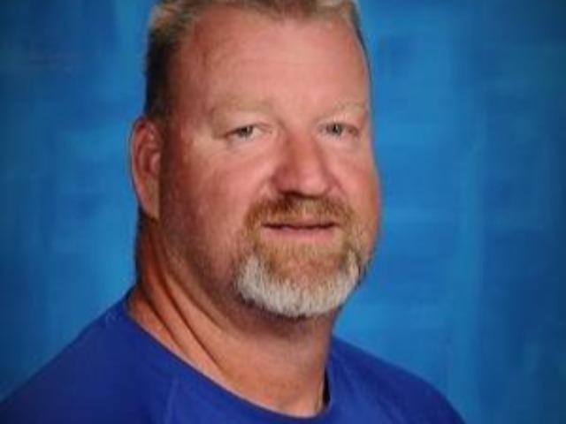 staff photo of Mark  Brown