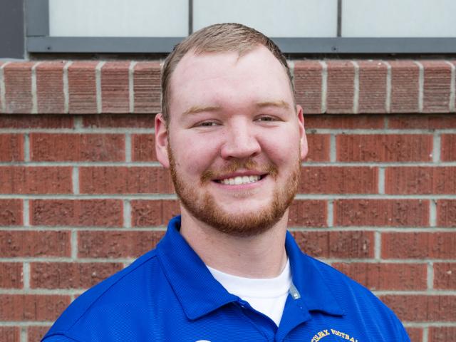 staff photo of Josh Brown