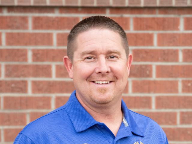 staff photo of Jason Cooper