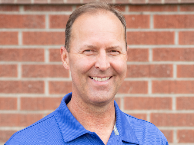 staff photo of Mike Morgan