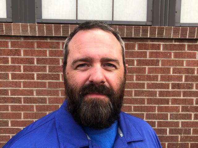 staff photo of Dan Bodey