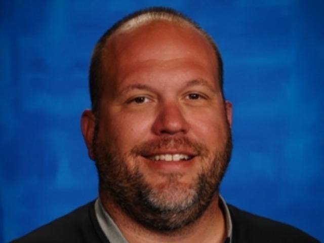 staff photo of Ben Cochran