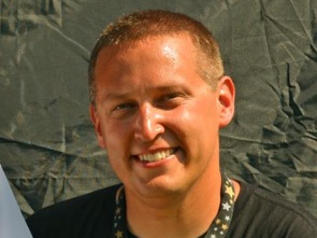staff photo of Dave Ellis