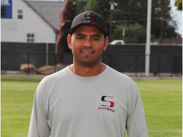 staff photo of Rick Maldonado