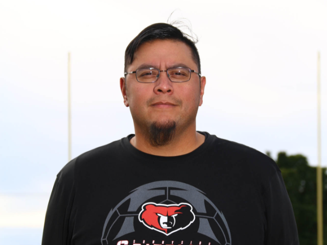 staff photo of David Guevara