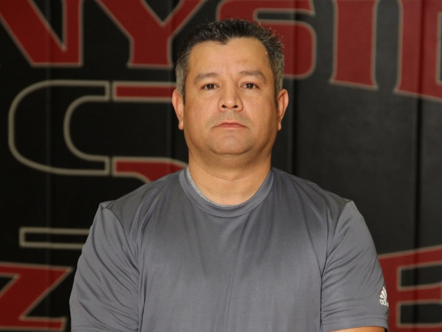 staff photo of Ralph  Mendoza