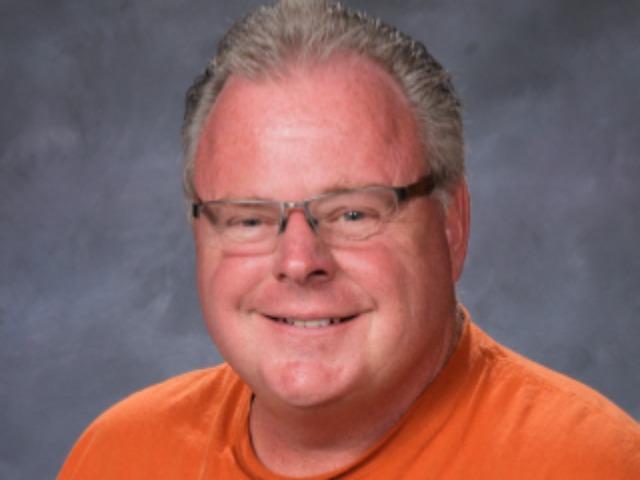 staff photo of John Pringle