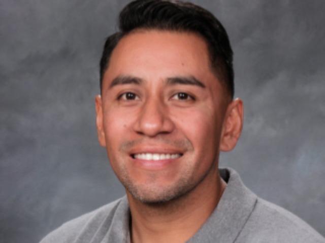 staff photo of David Vasquez