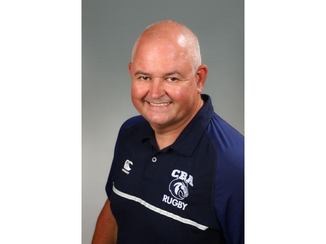staff photo of Pat Moroney
