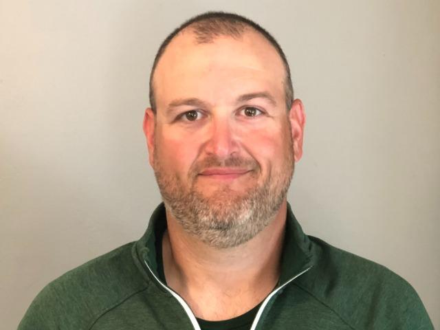staff photo of Matt Finucane