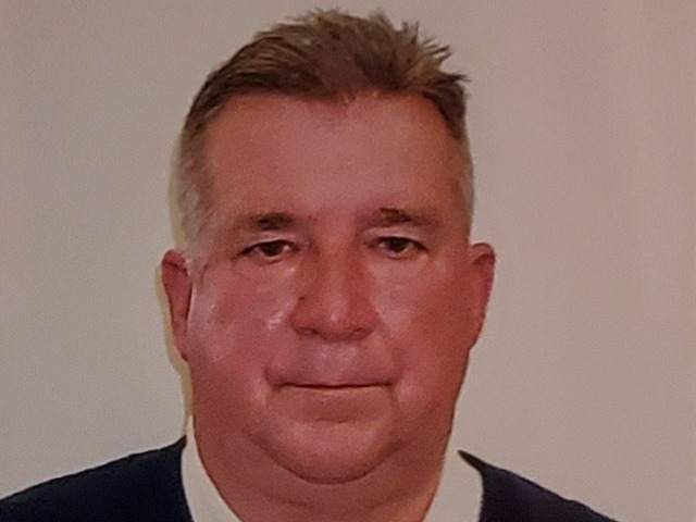 staff photo of Donald Gilson
