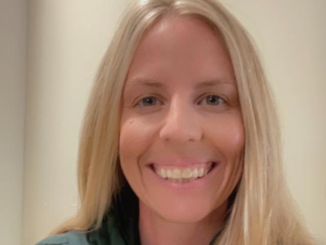 staff photo of Mallory Kirchner