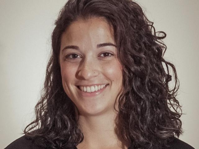 staff photo of Lauren Barry