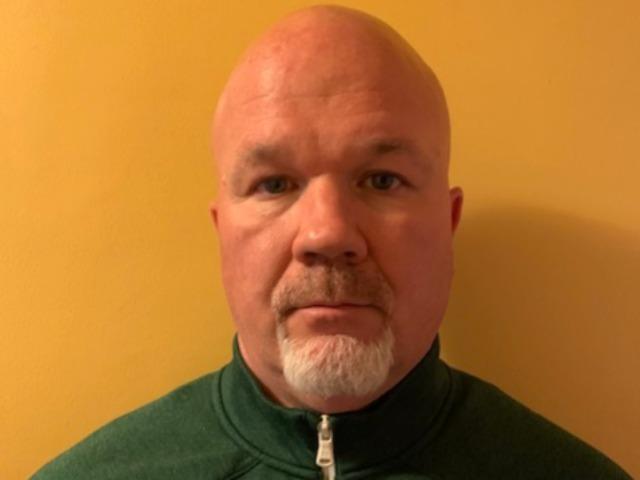 staff photo of Jay Graham