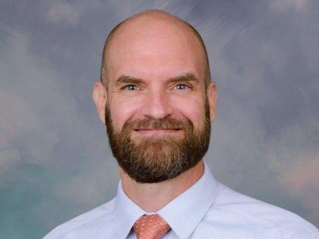 staff photo of Bret  Schroeder