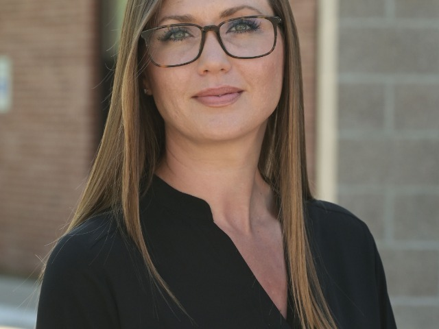 staff photo of Emily Slade
