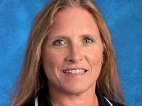 staff photo of Kristi Schoblocher