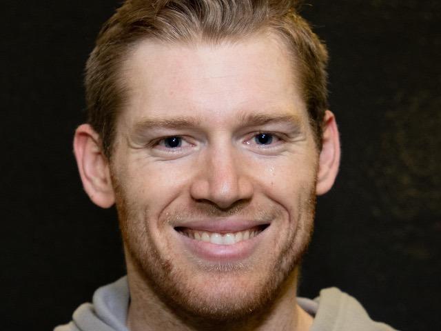 staff photo of Nolan Frese