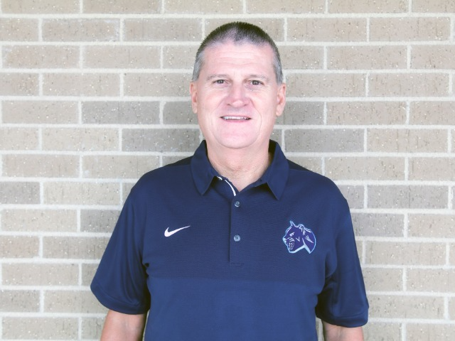 staff photo of David Ferrell