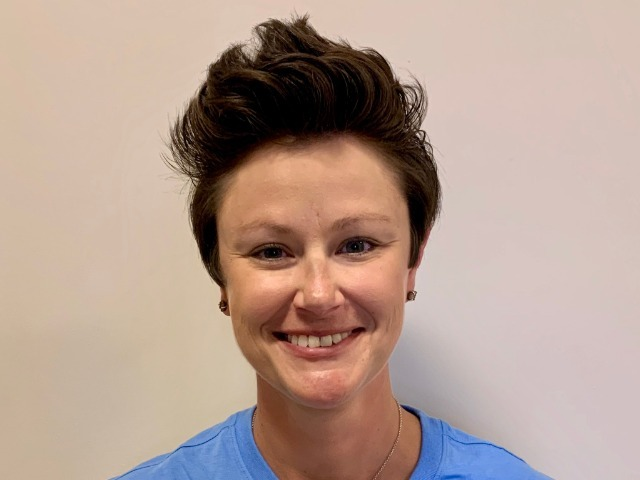 staff photo of Jenna Swain