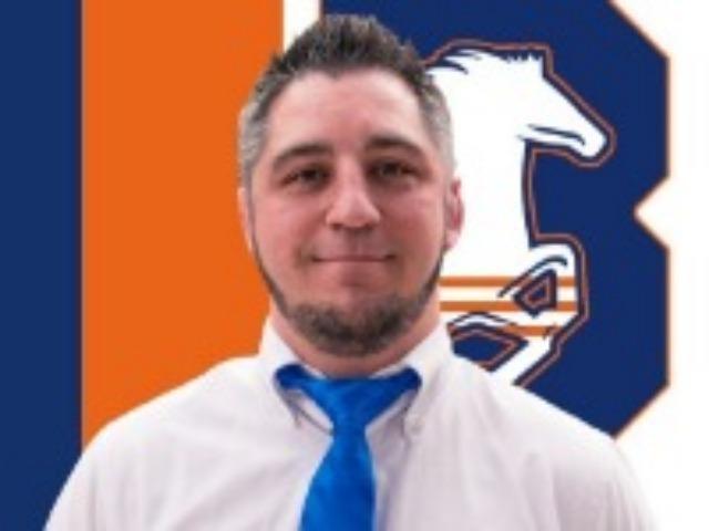 staff photo of Blake Risk