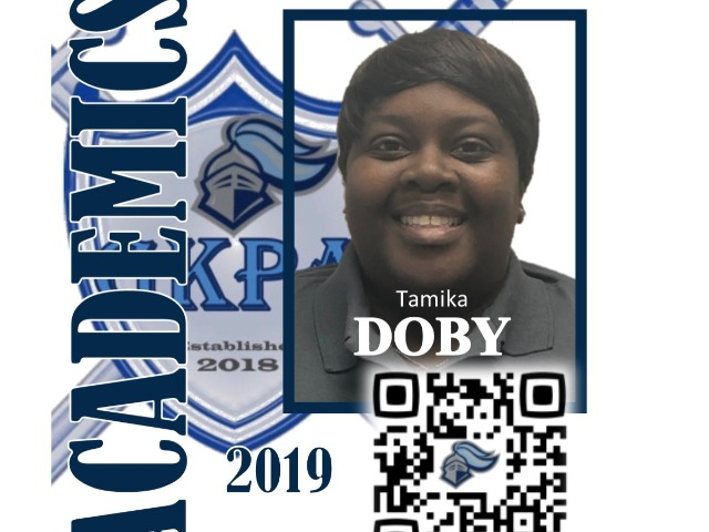 staff photo of Tamika Doby