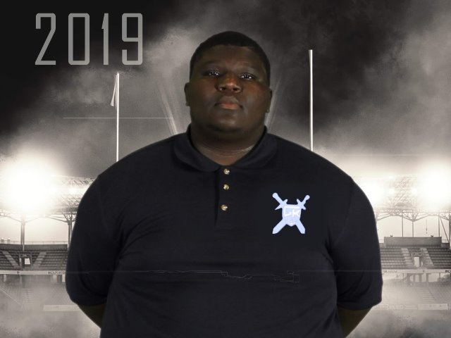 staff photo of Quonte Salley
