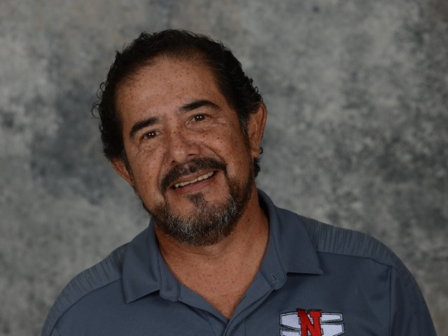 staff photo of Isidro Quintero