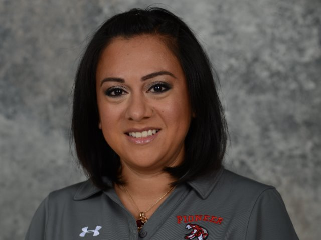 staff photo of Lisa Casarez