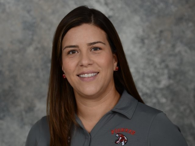 staff photo of Laura Cavazos
