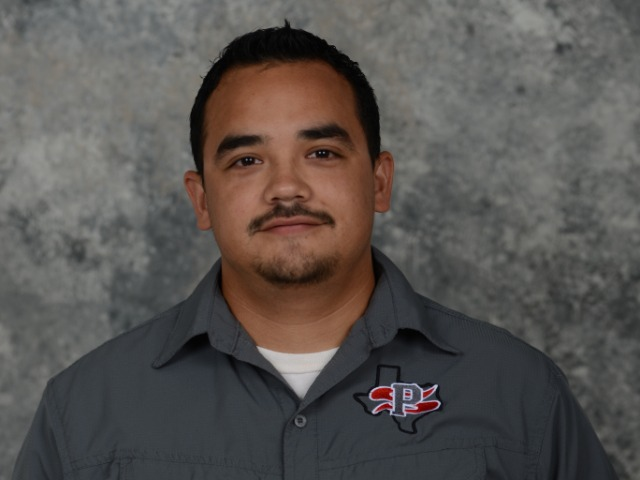 staff photo of Anthony Villarreal