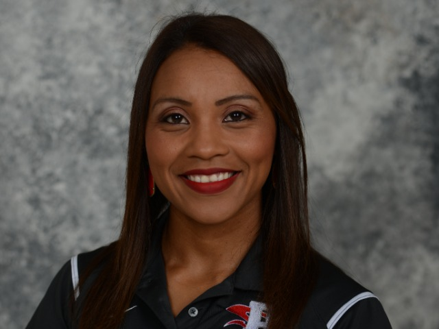 staff photo of Claudia Garza