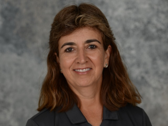 staff photo of Lisa Chapa