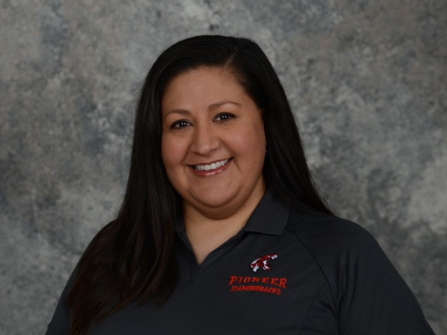 staff photo of Nicole Villarreal