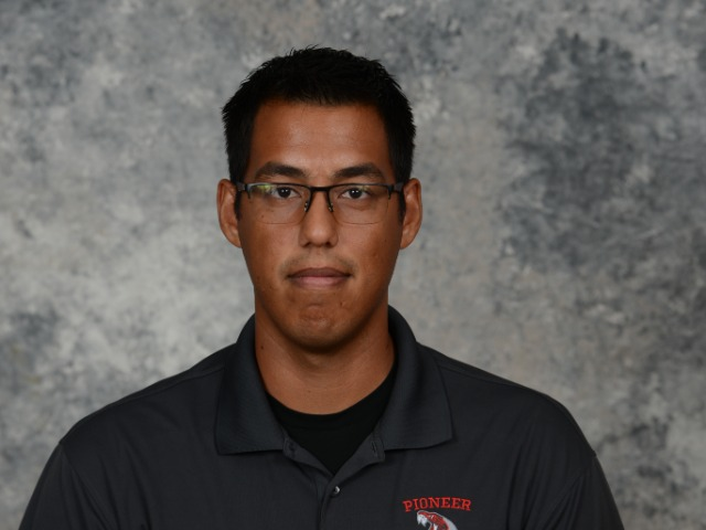 staff photo of Alexis Pena