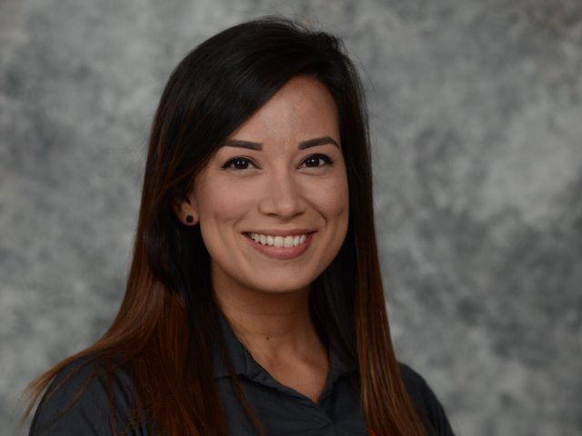 staff photo of Krystal Carranza