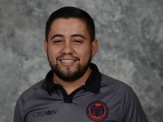 staff photo of Armando Macias