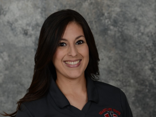 staff photo of Elida Galvan